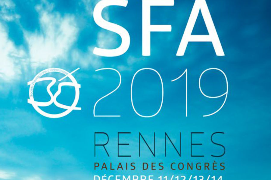 DEDIENNE SANTÉ at the SFA congress in Rennes, France
